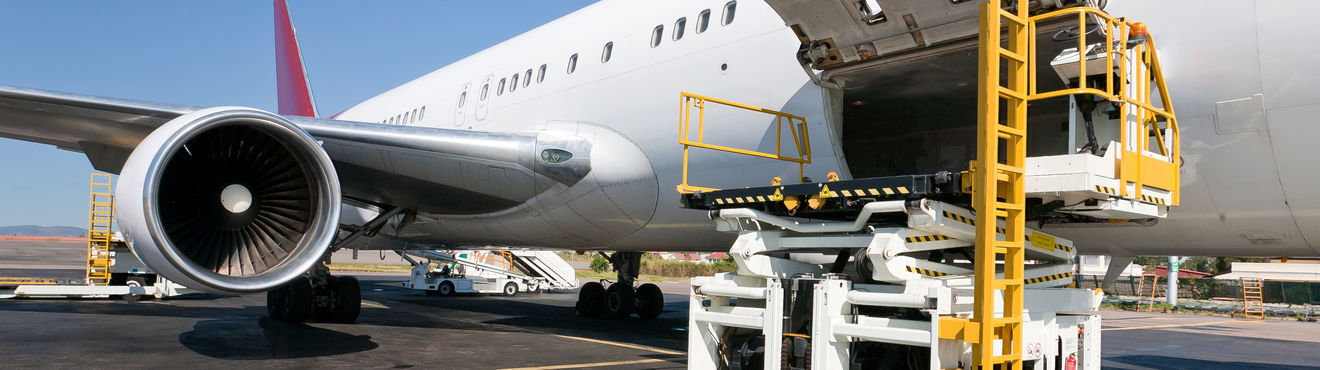 Rhenus Logistics France - Air freight